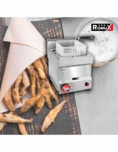 Armario Refrigerado Estático Gastronorm 4 Puertas 1215x70x1930 cm