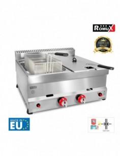 Armario Refrigerado Inox Ventilado 2 Puertas 1000 L.
