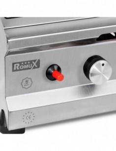 Bajo Mostrador Ensaladas Ventilado Gastronorm 380 L. 137x70x97 cm 3 Puertas